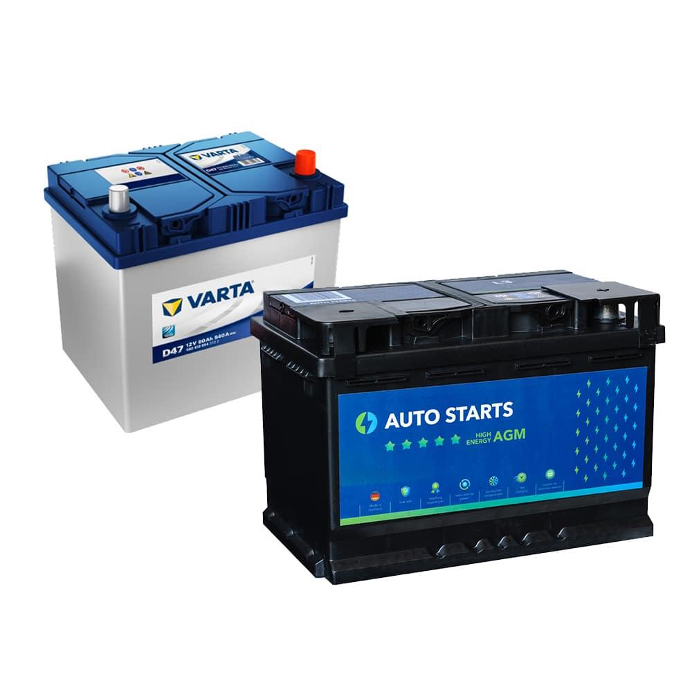Automašīnu akumulatori
